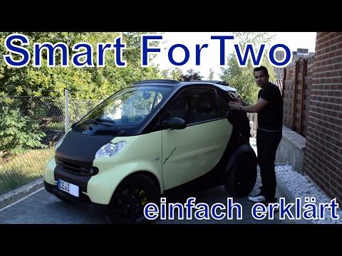 Smart Fortwo 450 bis Baujahr 2006 – Vor-/ Nachteile einfach erklärt