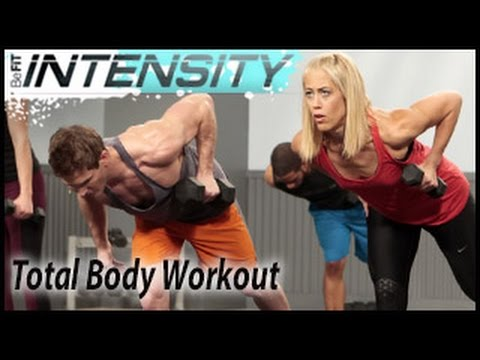 befit - BeFiT Intensity: Total Body Shred Workout with Scott Herman and Lacey Stone is a supercharged 25-minute circuit workout that employs a high-intensity blend o...