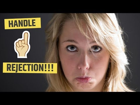 How to HANDLE Rejection from a Girl (7 Rules)