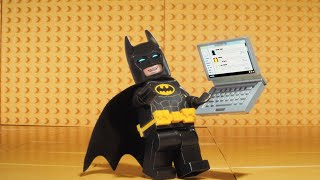 Lego Batman : Le film - Teaser VF