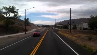 Moab (UT) United States  city pictures gallery : US 191 through Moab, Utah
