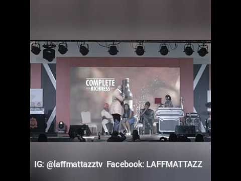 OMO BABA AND LEPACIOUS BOSE SHARE THEIR MOST EMBARRASSING MOMENTS AT LAFFMATTAZZ IBADAN