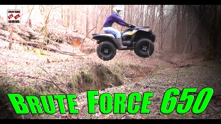 10. BRUTE FORCE/PRAIRIE 650 Straight Rear Axle REVIEW - Last Year for this Best Straight Axle ATV!