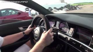 Audi RS6 vs Porsche 911 GT2 vs Maserati GT vs BMW M6 vs Audi R8 V10