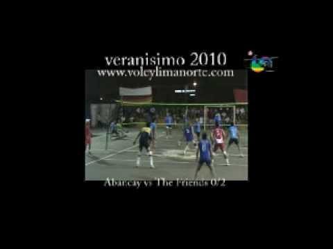 VERANISIMO 2010  - The Friends Vs Abancay.