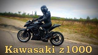 6. Kawasaki z1000 acceleration (2010 - 2014)