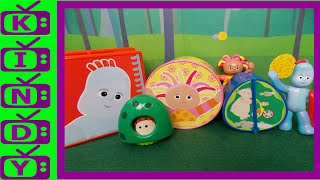 In The Night Garden Nesting Box Complete Set. In The Night Garden Stacking Toy.