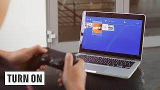 So könnt ihr PS4-Spiele am PC oder Mac zocken - TURN ON Help