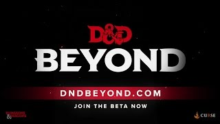 D&D Beyond Announcement Trailer