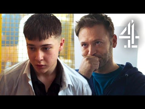 Speaking Out About Father's Abusive Relationship With His Son | Ackley Bridge