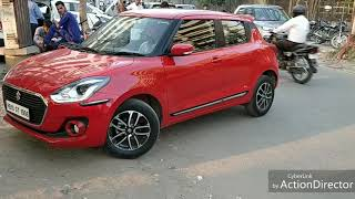New Swift 2018 Local Driving and Complete Review | Baleno vs Swift