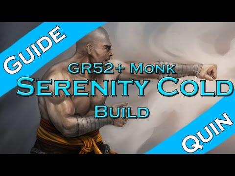 Diablo 3: Serenity Cold Monk (Season 2)