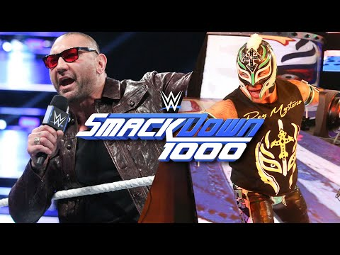WWE News: SmackDown 1000 Timing Issues, Batista Return + More