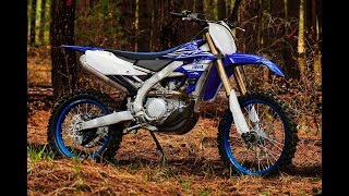 2. A Short Review of the 2019 Yamaha YZ450FX Specifications