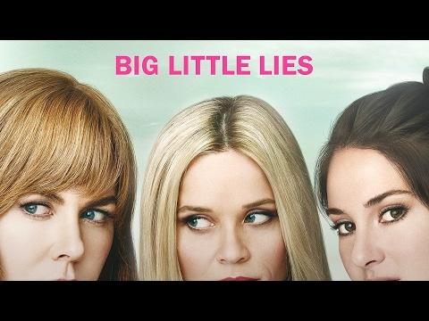 Big Little Lies (HBO) Trailer HD - Reese Witherspoon, Shailene Woodley, Alexander Skarsgard series