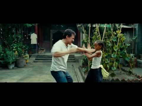 Karate Kid Training Montage