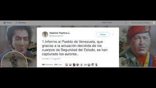 O ministério da Defesa venezuelano anunciou a captura dos líderes do ataque de domingo passado ao Forte Paramacay. O general Vladimir Padrino disse que a pri...