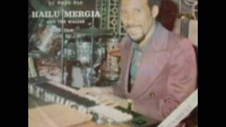 Hailu Mergia And The Wallias Band - Muziqawi Silt