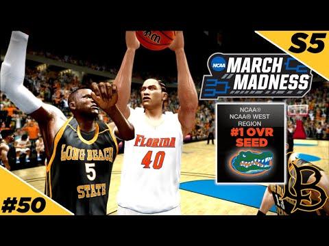 #1 Overall Seed Florida Takes on LBSU! - LBSU | NCAA Basketball 10 - Ep 50