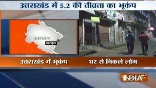 5.2-magnitude earthquake along Indo-Nepal border shakes Uttarakhand