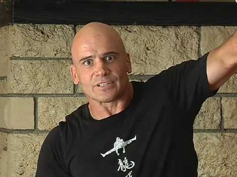 Bas Rutten Cell Defense.