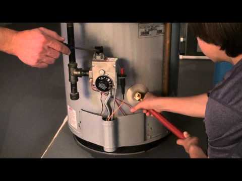 How to turn off your water heater - step by steps instructions