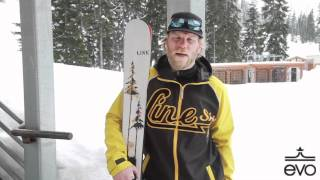 2013 Line Sir Francis Bacon Ski Review