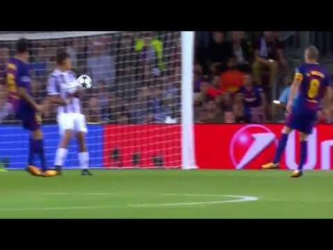 Barcelona vs Juventus 3-0 - All Goals & Highlights - UCL 12/09/2017 HD