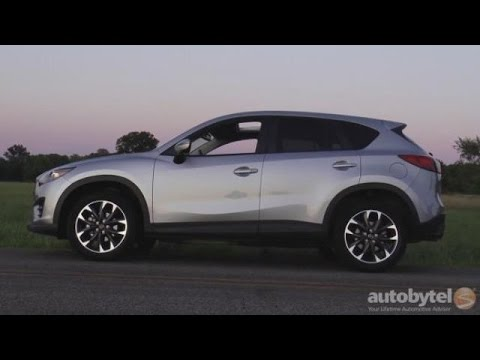 2016 Mazda CX-5 Video Review