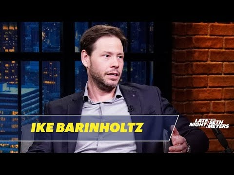 Ike Barinholtz on How the 2016 Presidential Election Inspired The Oath