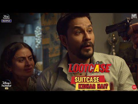Suitcase Kidhar Hai? | Lootcase | Kunal | Gajraj | Vijay | Dir: Rajesh Krishnan | Watch on 31st July