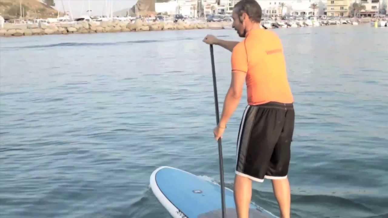 EVASIÓN TV: Escapada: Iniciación al padel surf en Llançà