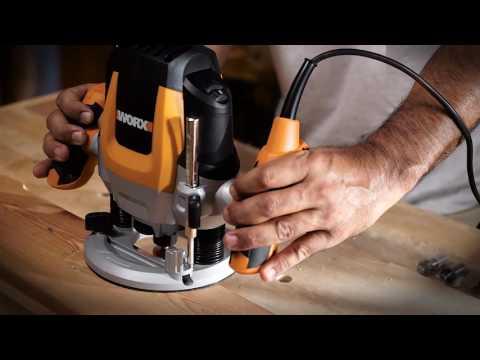 WORX WX15RT - FRESATRICE 220V - ITALIANO - www.worx.com