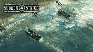 Sudden Strike 4 - Release Trailer