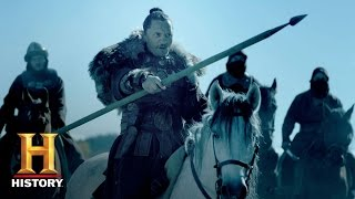 Download Lagu Barbarians Rising: Attila, King of the Huns | History Mp3