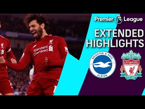 Video: Brighton v. Liverpool | PREMIER LEAGUE EXTENDED HIGHLIGHTS | 1/12/19 | NBC Sports