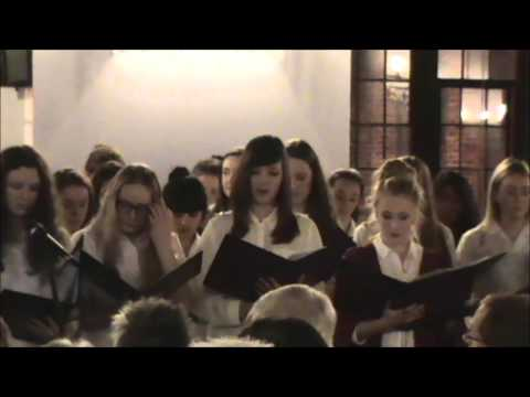Ceremony of Carols - The Holly and the Ivy - Combined Choirs