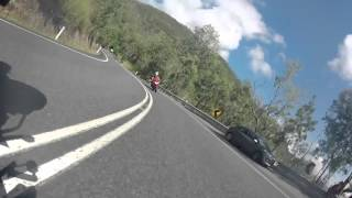 4. Ducati ST3S, Ducati ST3 and a Honda VTR