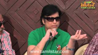 Actor Karthik Press Meet Part 1
