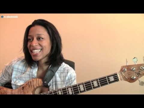 In this video Yolanda Charles is interviewed and talks about her start in the music industry, her favourite effects and the musicians she looks up to.