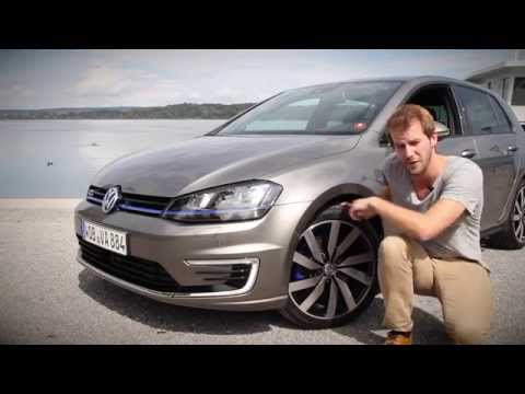 Volkswagen VW Golf GTE Plug-in Hybrid Test deutsch #ilovecars // review