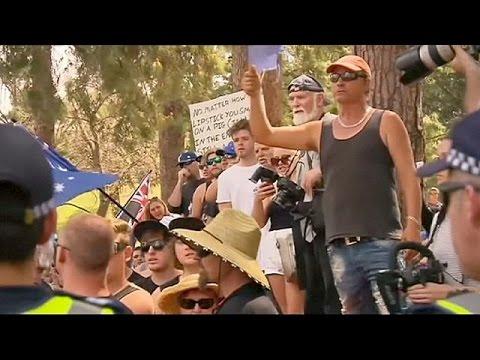 Αυστραλία: Ακροδεξιοί και αριστεριστές διαφωνούν για την ανέγερση τζαμιού στο Σίδνεϊ