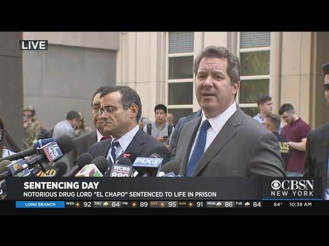 'El Chapo' Lawyers Speak After Sentencing