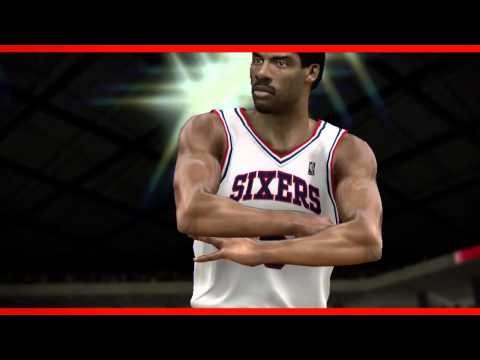 Michael Jordan in NBA 2K12 Preview