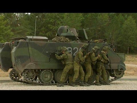 Литва тренируется вести уличные бои
