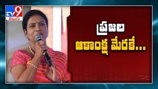 DK Aruna reacts on Vijayashanti joining BJP