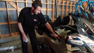 9. Can-Am Spyder : How To Check Your Oil