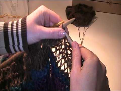 Strickjacke leicht gestrickt 2