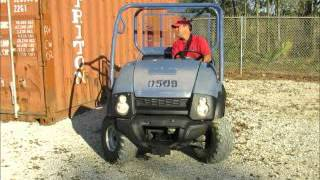 6. For Sale 2010 Kawasaki Mule 610 4x4 Utility Vehicle UTV Dump Bed ATV bidadoo.com