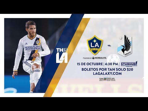 Video: LA Galaxy contra Minnesota United | No te pierdas la acción!